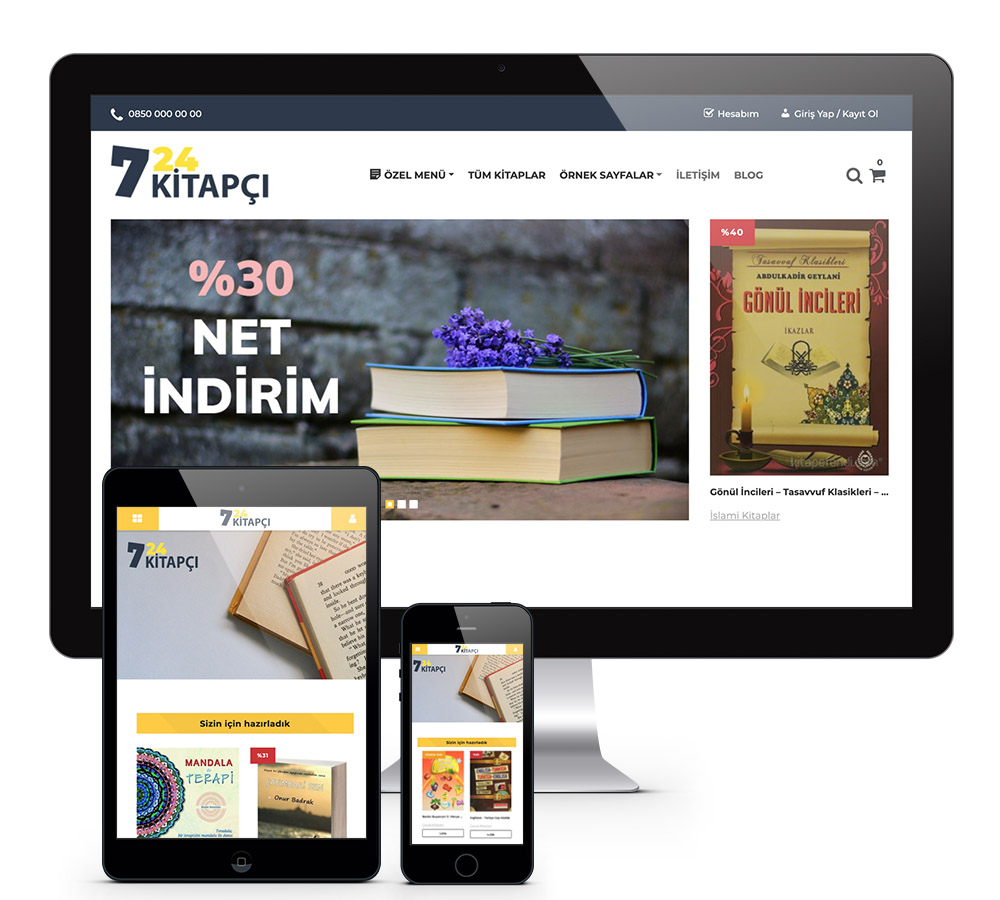 wordpress eticaret